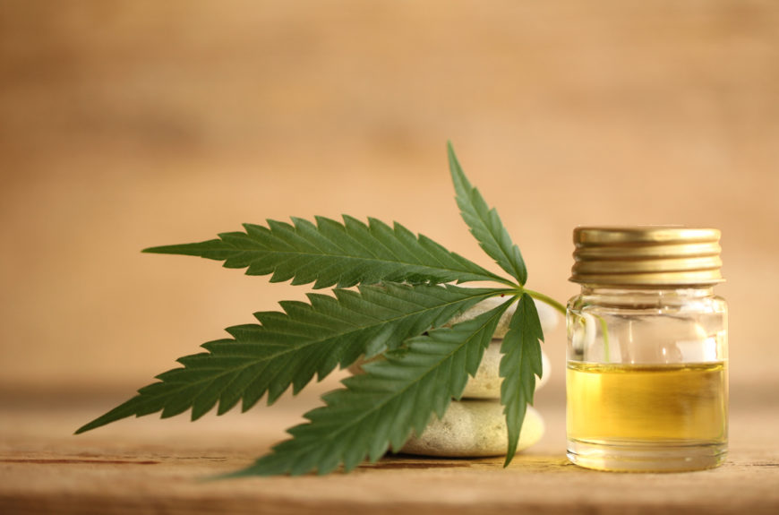 Legalized cannabis.
